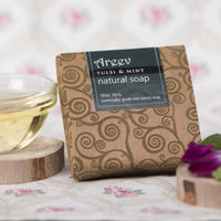 Tulsi and Mint Body Soap
