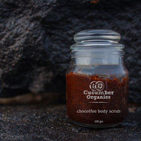 Chocoffee Body Scrub