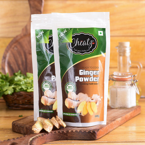 100% Natural Ginger Powder
