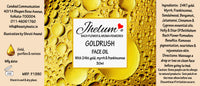 Aromatherapy Goldrush Face Oil (With 24K Gold, Myrrh and Frankincense)