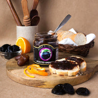 Jams And Preserves - Spirited Ambrosia