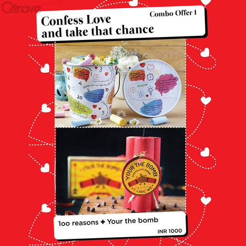 Valentine's Special - Confess Love And Take That Chance