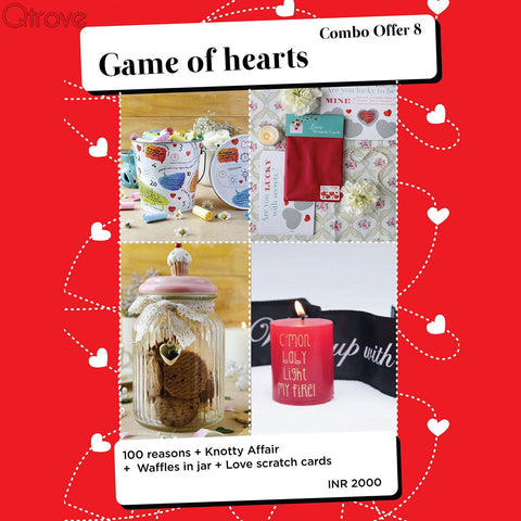 Game of Hearts Gift Hamper