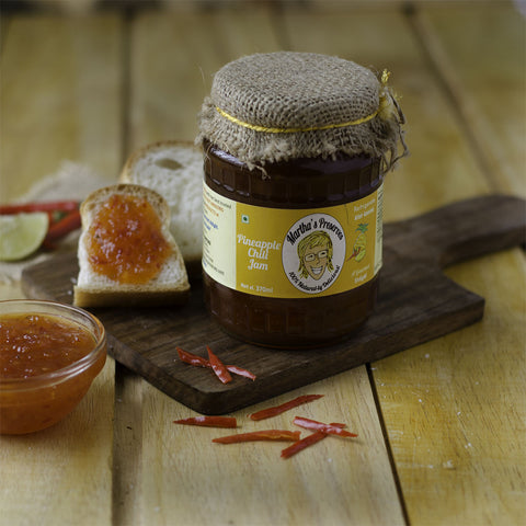 Pineapple Chilli Jam