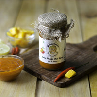 Spicy Mango Chilli Sauce