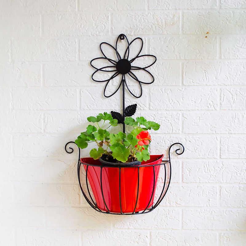 Wall Mounted Flower Bracket