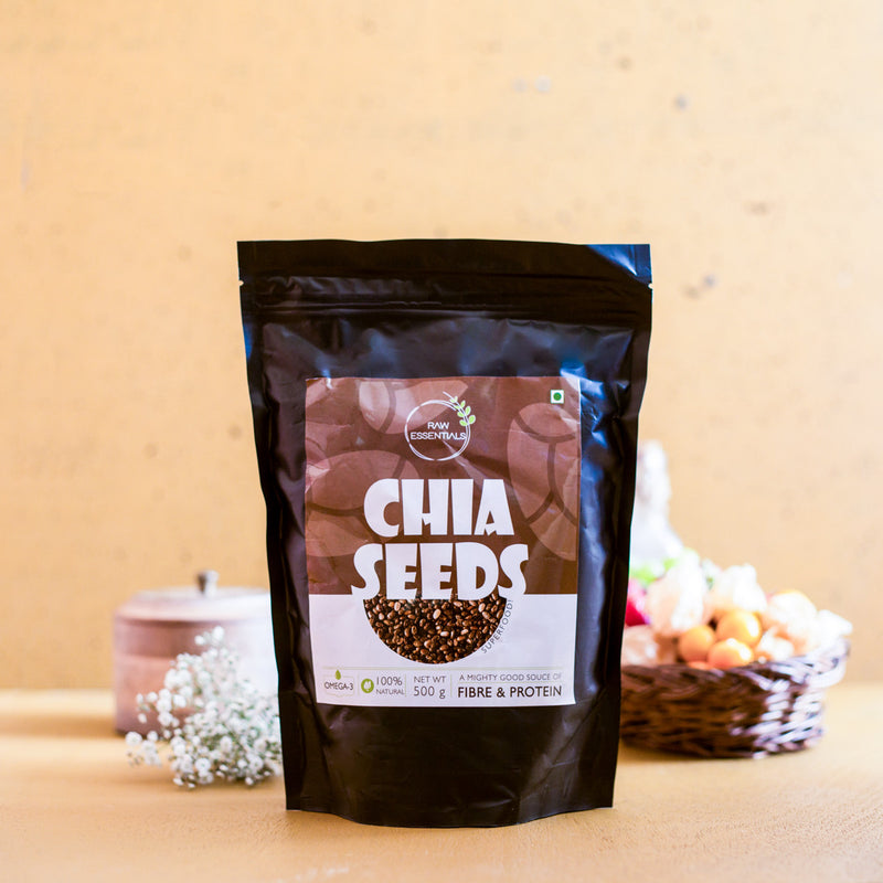 100% Natural Chia Seeds
