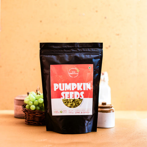 100% Natural Raw Pumpkin Seeds
