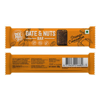 Date & Nuts Bar Orange Cinnamon (Pack of 16)