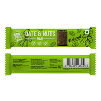 Date & Nuts Bar Natural (Pack of 16)