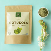 Herbal Gotukola Leaves Powder