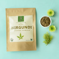 Herbal Nirgundi Leaves Powder