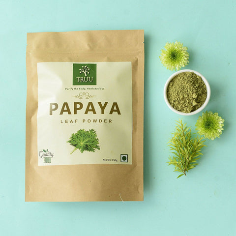 Herbal Papaya Leaf Powder