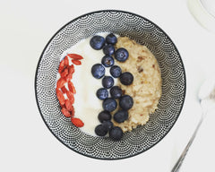 3Bears Porridge What do Male Olympic Athletes Eat for Breakfast