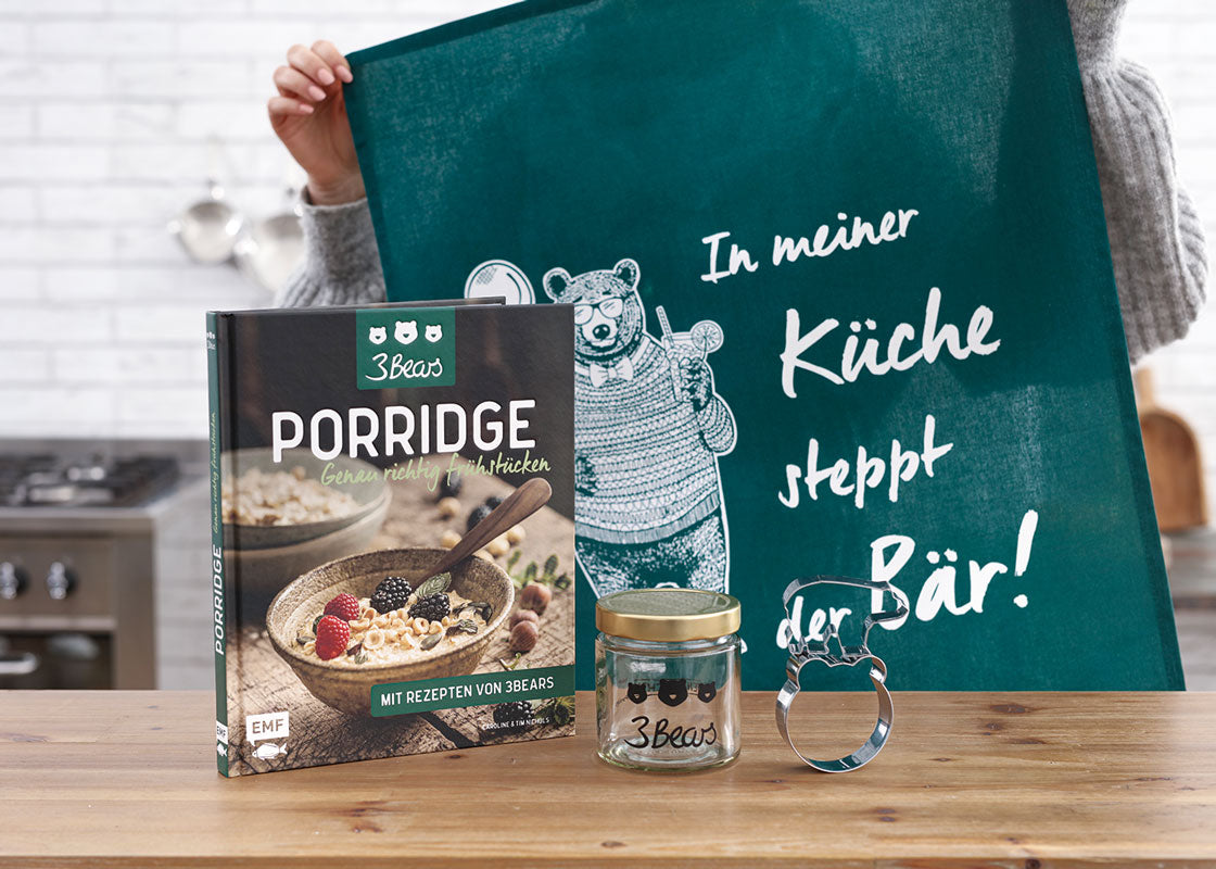 3Bears Porridge Fanpaket
