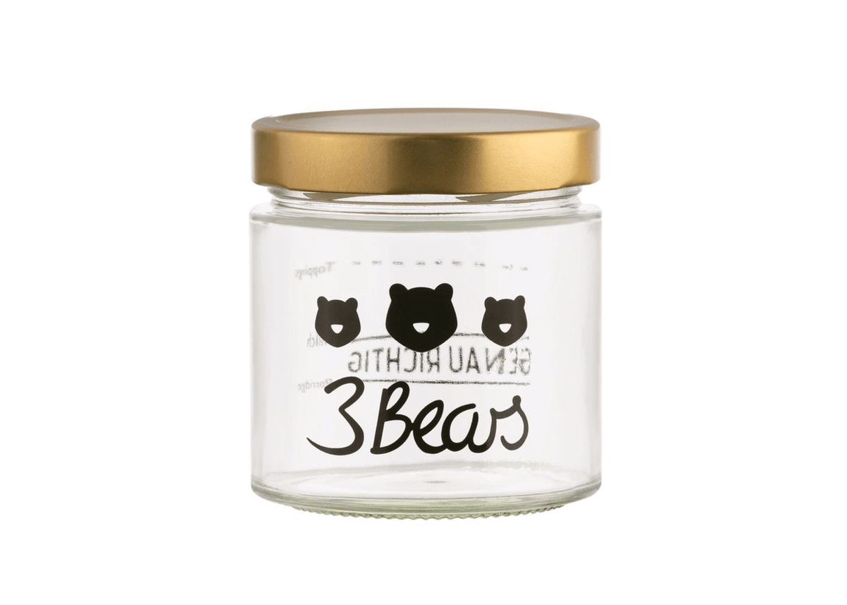 3Bears Porridge Overnight Oats Glas