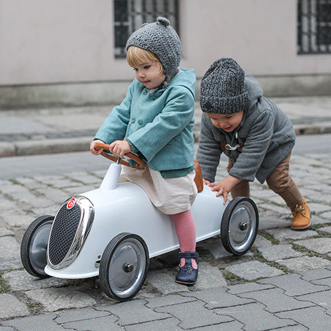 Baghera Pedal Cars and Ride Ons