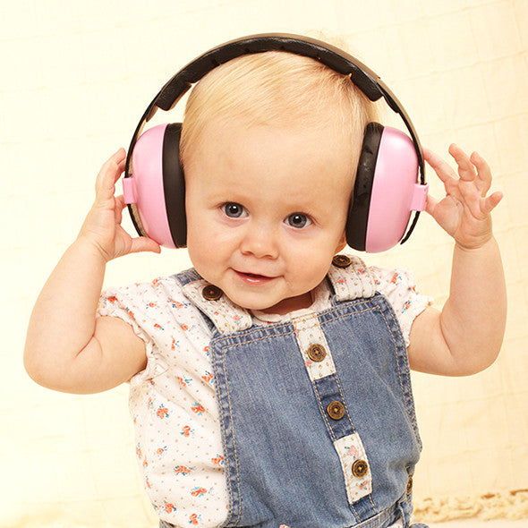Keep your little one's ears protected this Bonfire Night with Banz Ear Defenders