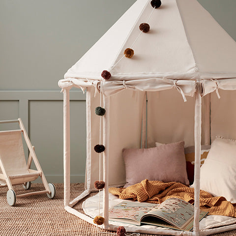 Teepees, Play Tents and Play Tunnels