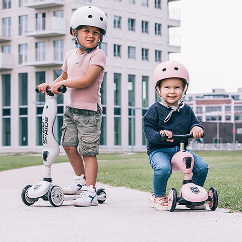 Scooters and Ride Ons