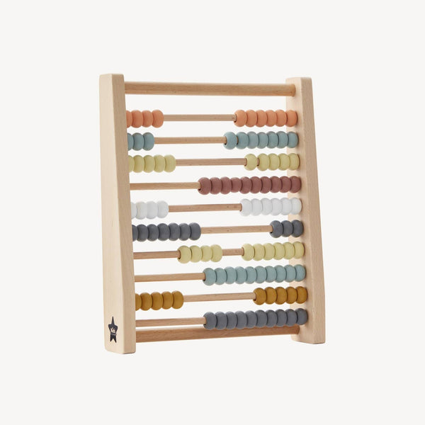 Kid's Concept - Neo Wooden Abacus, Abacus, Kids Concept - All Mamas Children