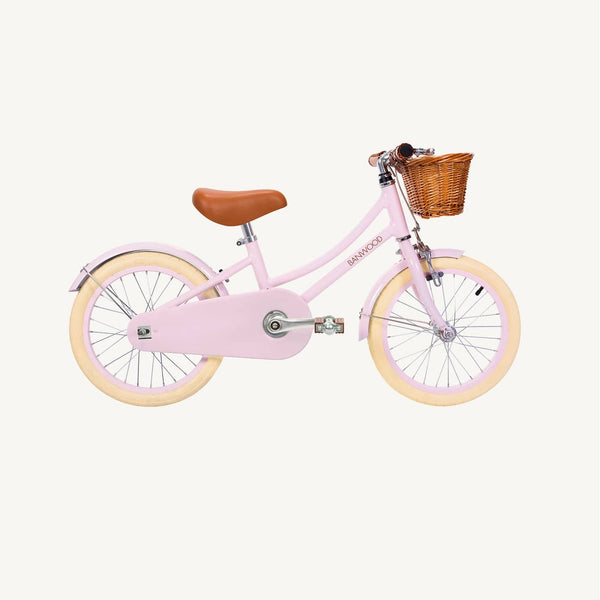 Banwood Classic Pedal Bicycle - Pink, Balance Bike, Banwood - All Mamas Children