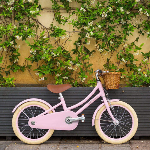 Banwood Classic Pedal Bicycle - Pink - All Mamas Children