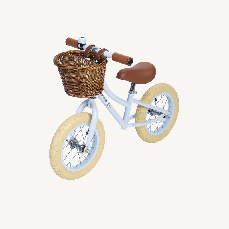 Banwood First Go Balance Bike - Sky, Balance Bike, Banwood - All Mamas Children