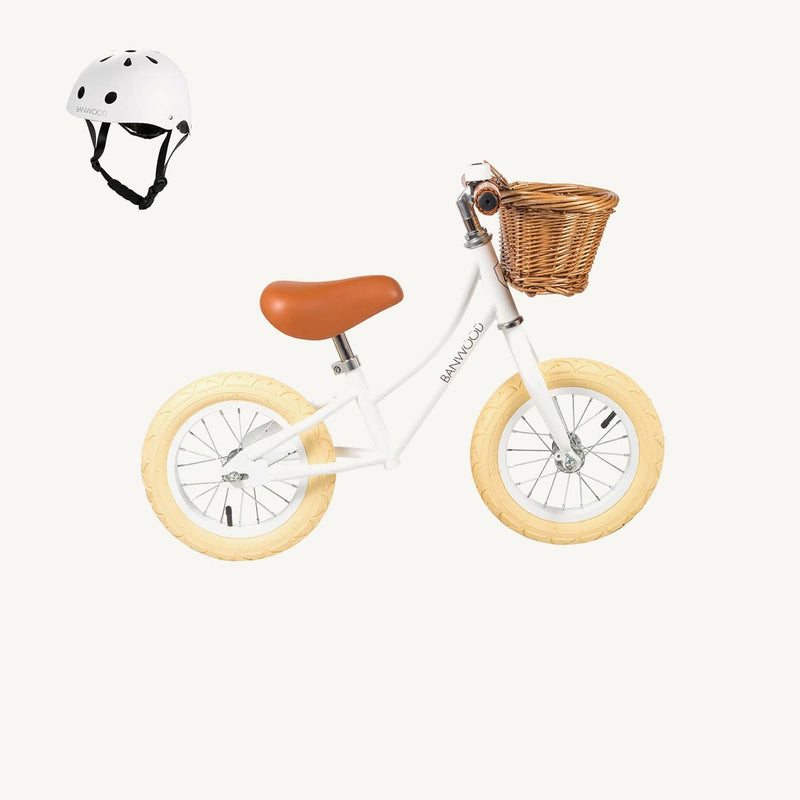 Banwood Helmet in White - All Mamas Children