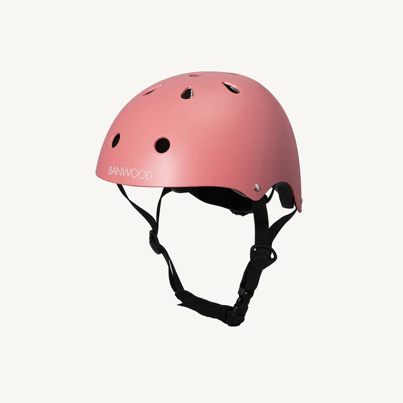 Banwood Helmet in Coral, Balance Bike, Banwood - All Mamas Children
