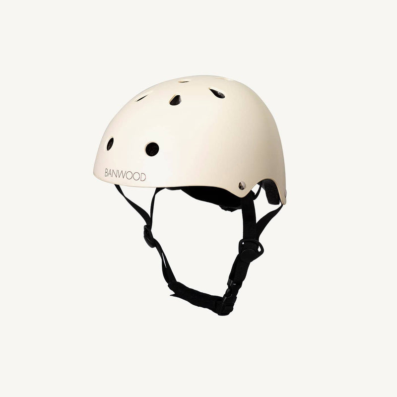 Banwood Helmet in Cream / Vanilla, Balance Bike, Banwood - All Mamas Children