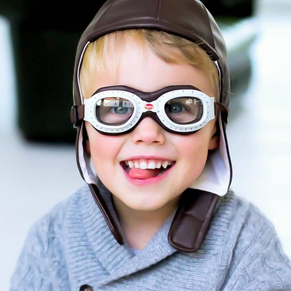 Baghera Race Set - Racing Cap and Goggles - All Mamas Children