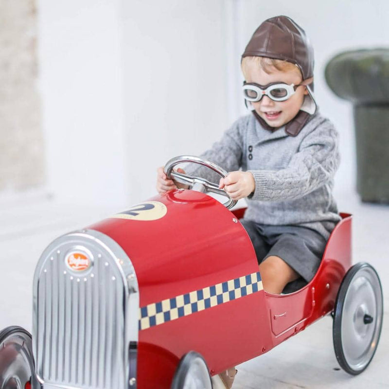 Baghera Race Set - Racing Cap and Goggles, Play Set, Baghera - All Mamas Children