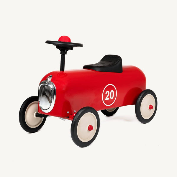 Baghera Racer Ride On - Red / Rouge - All Mamas Children