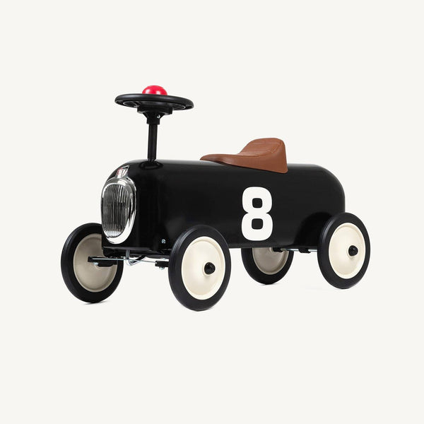 Baghera Racer Ride On - Black / Noir, Ride On, Baghera - All Mamas Children