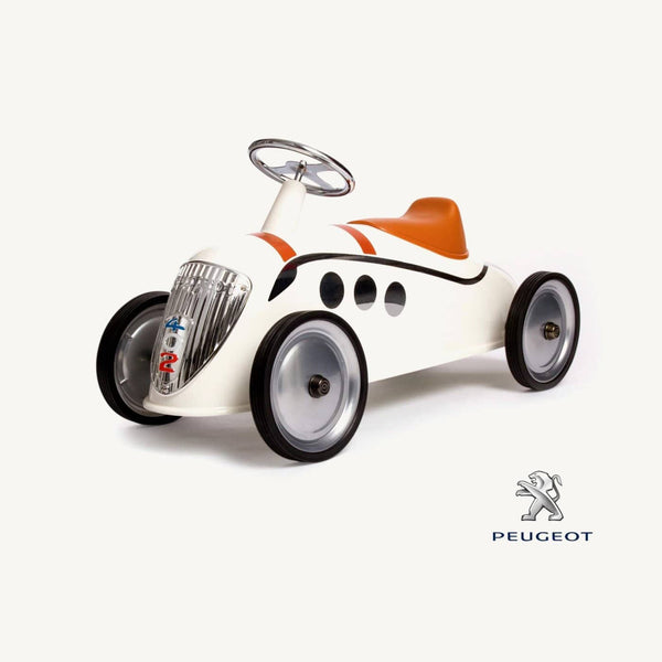 Baghera Rider - Peugeot 402 Darl'Mat Beige, Ride On, Baghera - All Mamas Children