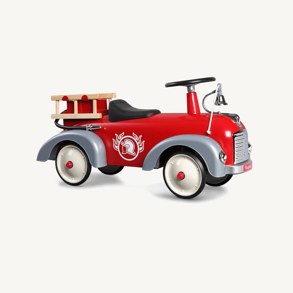 Baghera Speedster Ride On - Fireman, Ride On, Baghera - All Mamas Children