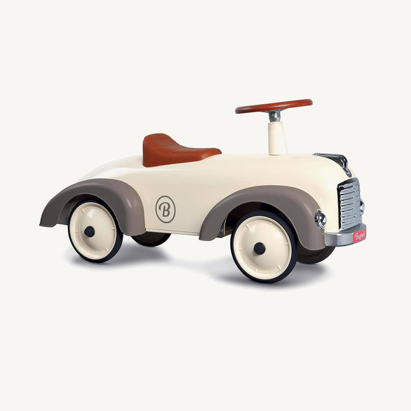 Baghera Speedster Ride On - Silkgrey, Ride On, Baghera - All Mamas Children