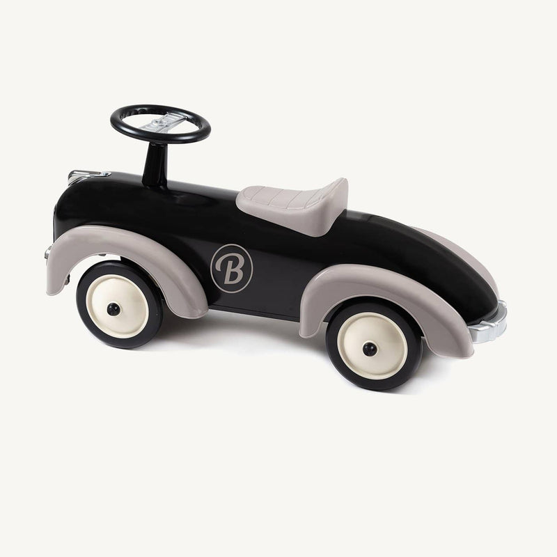 Baghera Speedster Ride On - Black, Ride On, Baghera - All Mamas Children