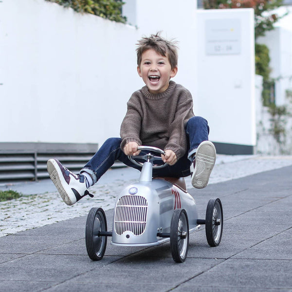 Baghera Rider - Mercedes-Benz W 25 Silver Arrow - All Mamas Children