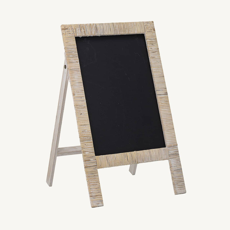 Bloomingville - Childrens Rattan Chalkboard - All Mamas Children