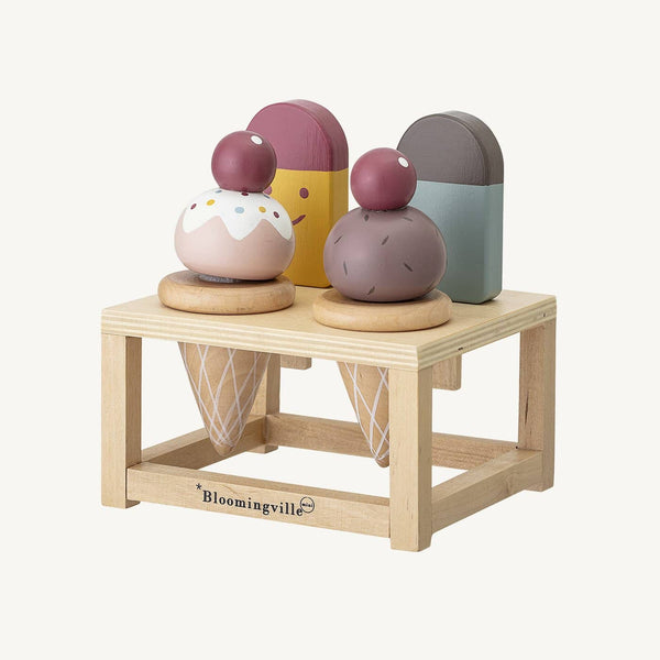 Bloomingville - Ice Cream Play Set, Pretend Play, Bloomingville - All Mamas Children