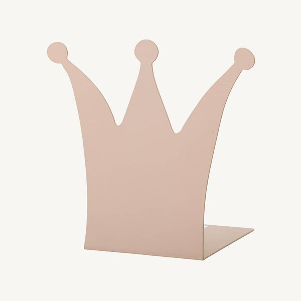 Bloomingville - Crown Bookend Pink - All Mamas Children