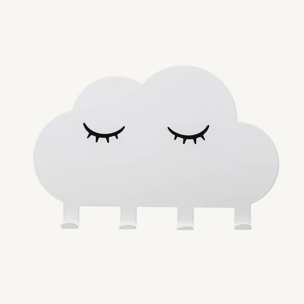 Bloomingville - Cloud Coat Rack White Metal, Furniture, Bloomingville - All Mamas Children