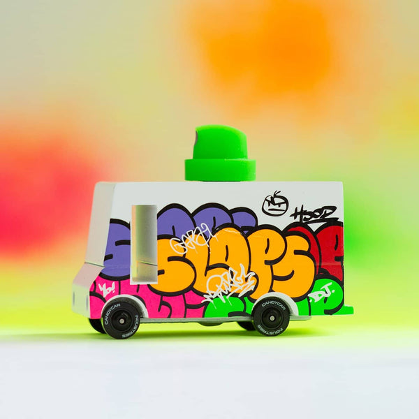 Candylab - Candyvan Graffiti Van - All Mamas Children