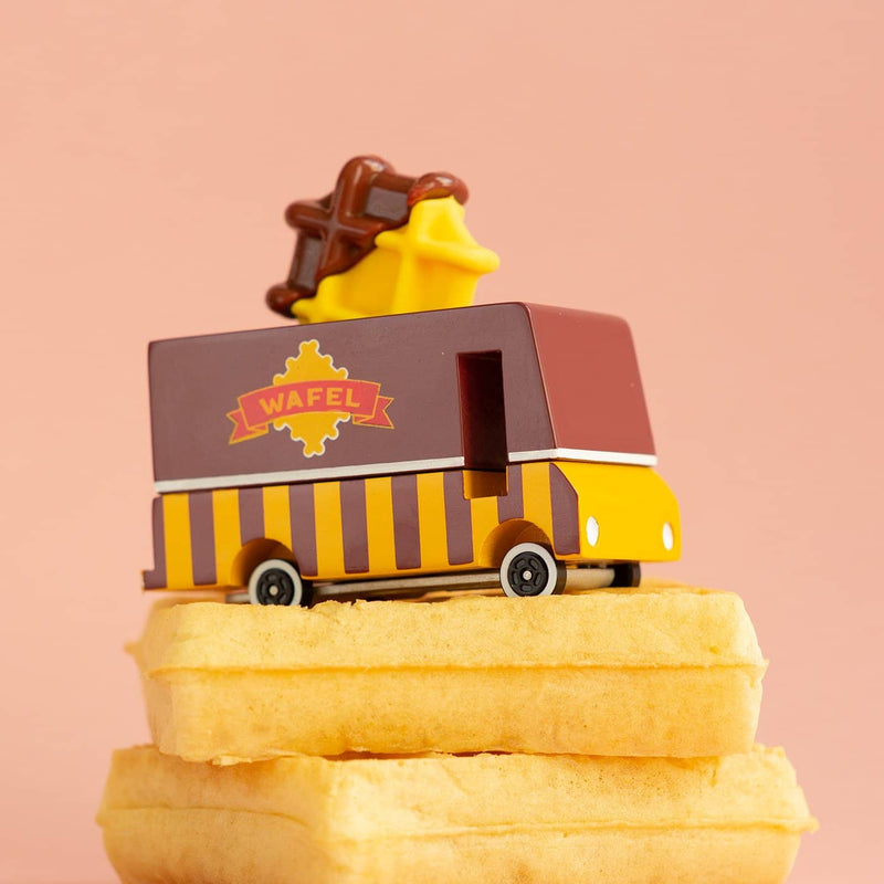 Candylab - Candyvan Waffle Van, Car, Candylab - All Mamas Children