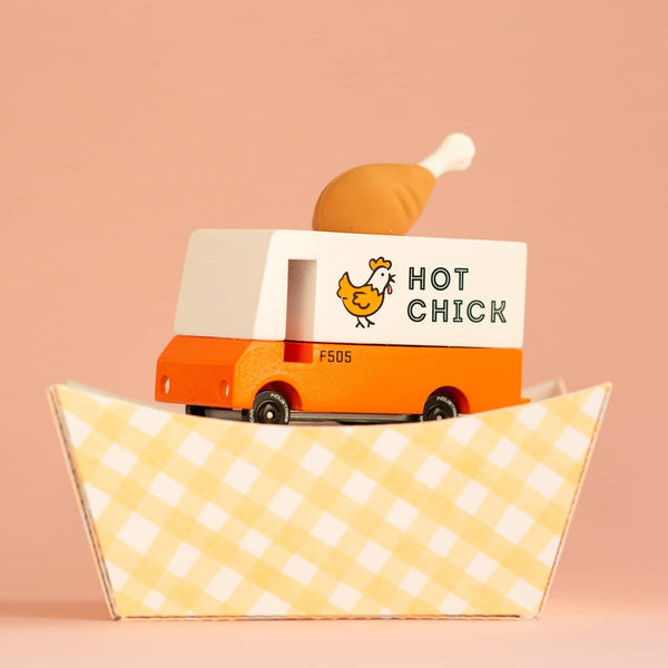 Candylab - Candyvan Hot Chicken Van - All Mamas Children