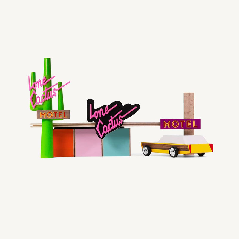 Candylab - Lone Cactus Motel, Play Set, Candylab - All Mamas Children