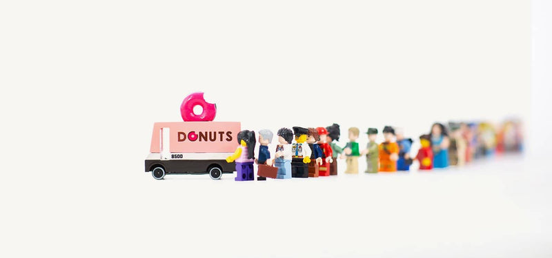 Candylab - Candyvan Donut Van, Car, Candylab - All Mamas Children