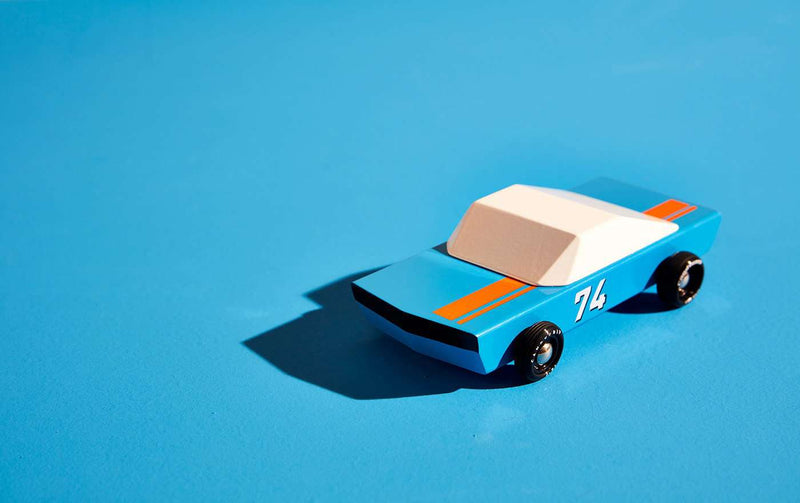 Candylab - Blu 74 Racer, Car, Candylab - All Mamas Children